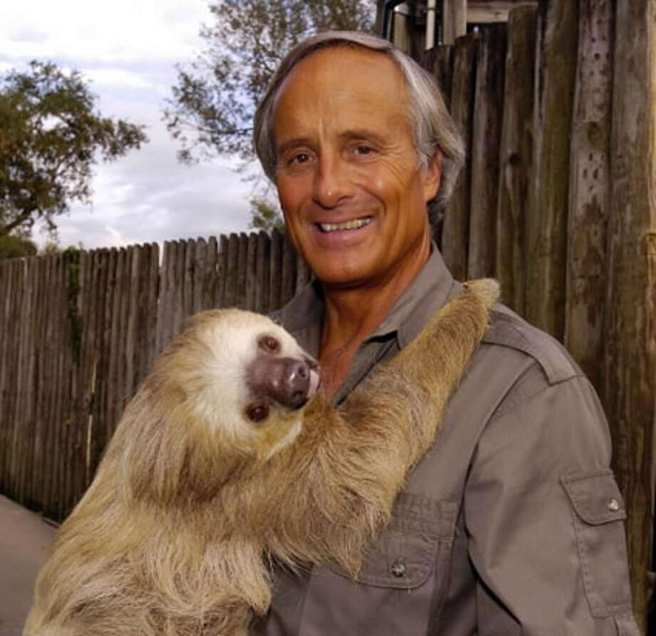 Jack Hanna Headlines Houston Zoo S Conservation Gala