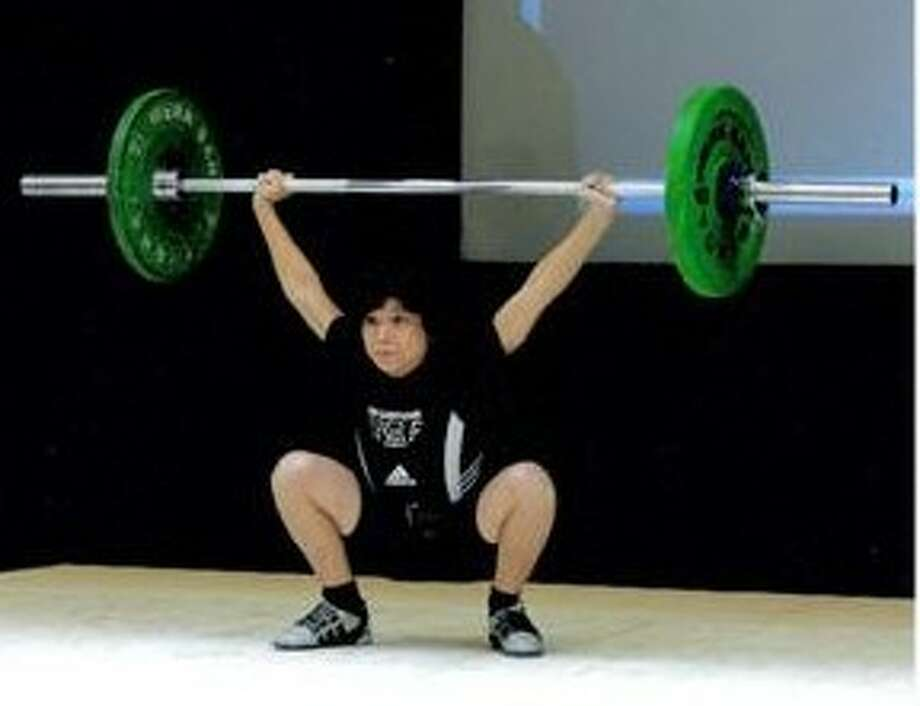 Clear Falls High freshman James Swords won the USA Weightlifting Championship, age 14-15, 123-pound division.