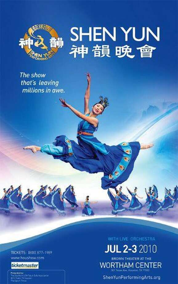 Shen Yun is traditional Chinese culture as it was meant to be — a brilliant blend of beauty, energy and grace. Shen Yun comes to Houston for three shows July 2-3.