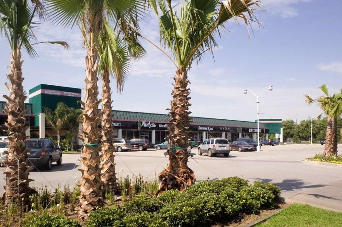 The Bellaire Triangle Shopping Center, opened in 1959, is the city's largest single business development.