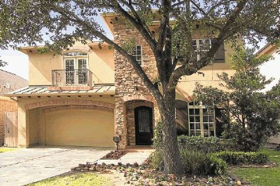 This home at 4920 Cedar is among six on the 31st annual Bellaire Home Tour March 23-24. Proceeds from the event benefit the Nature Discovery Center. / @WireImgId=2616117