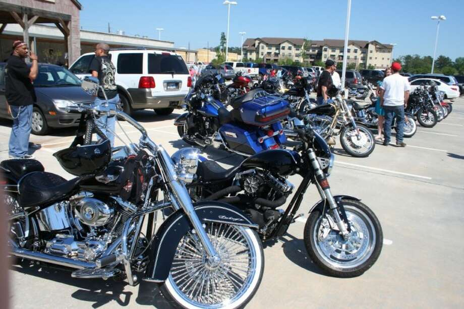 Between wine tasting, craft brew tasting, food samples and a variety of different motorcycles and merchandise at the Harley-Davidson dealership, there will be a little bit of something for everyone June 8 at the annual Wine, Hawgs and Chocolate.