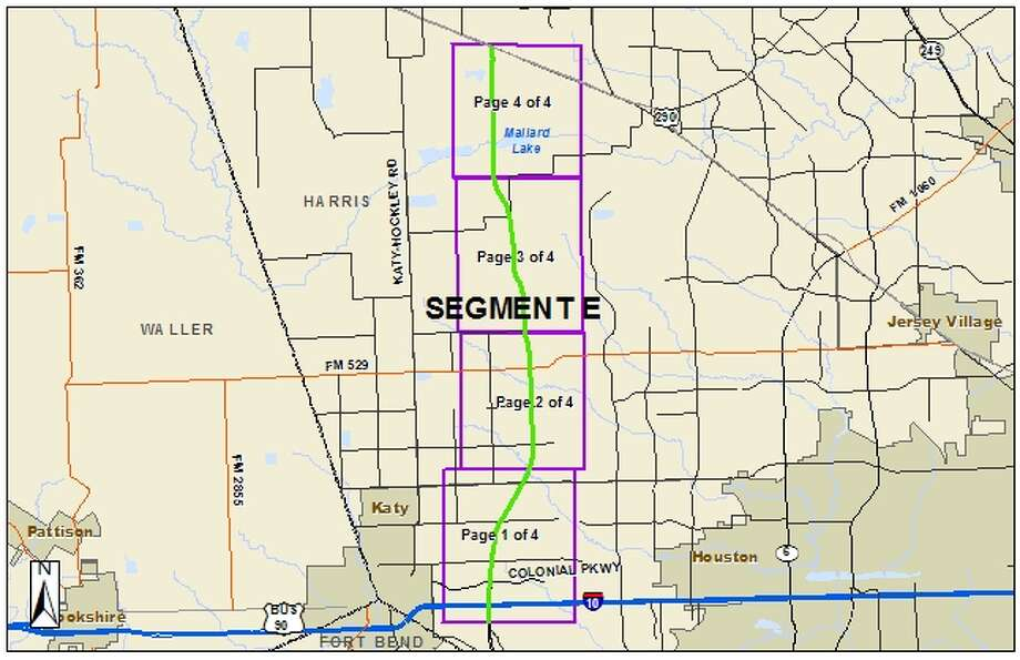 Officials Seek Bids For Further Grand Parkway Construction Houston Chronicle