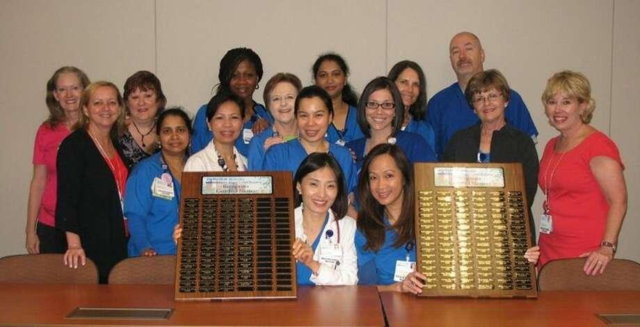 Honoring Nurses at Methodist Sugar Land Hospital for National Certified Nurses Day