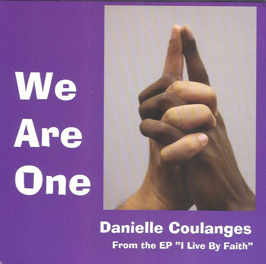 """Coulanges promotes cultural and racial understanding with her single """"We Are One."""" She encourages people to make a difference in their communities."""