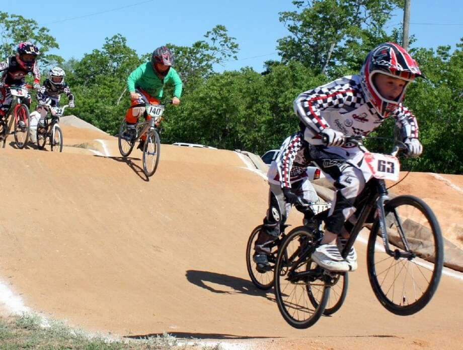Pearland BMX is hosting an Olympic Day Celebration featuring free racing events Monday, June, 25. Photo: KRISTI NIX