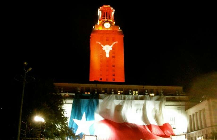 University of Texas hangs on -- barely -- to hard-partying reputation in latest survey