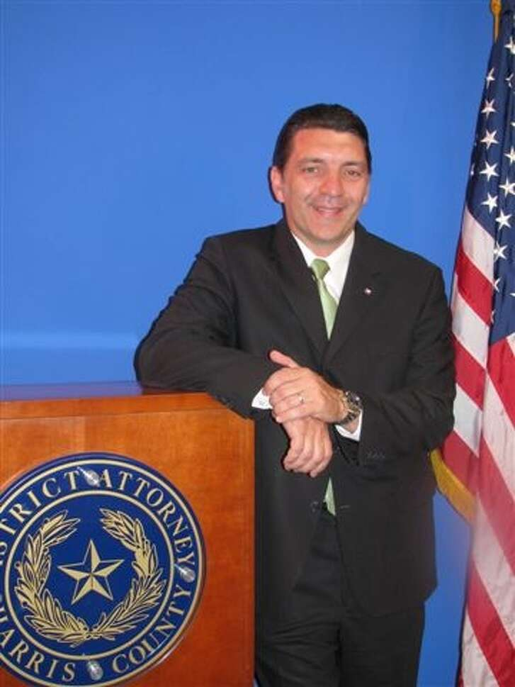 "Brad Hart named Texas' ""Prosecutor of the Year"" by the Texas Narcotics Officers Association."