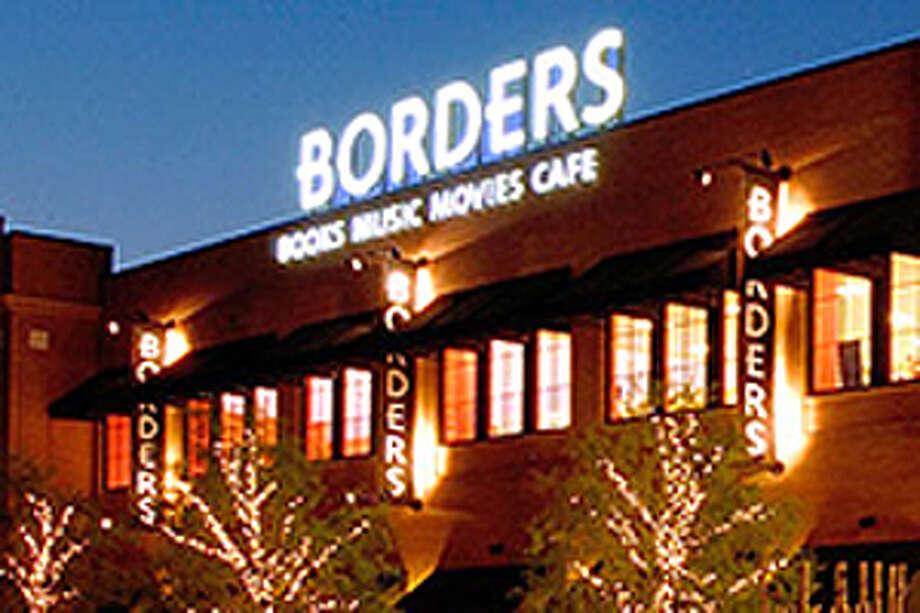 Market Street Borders closing