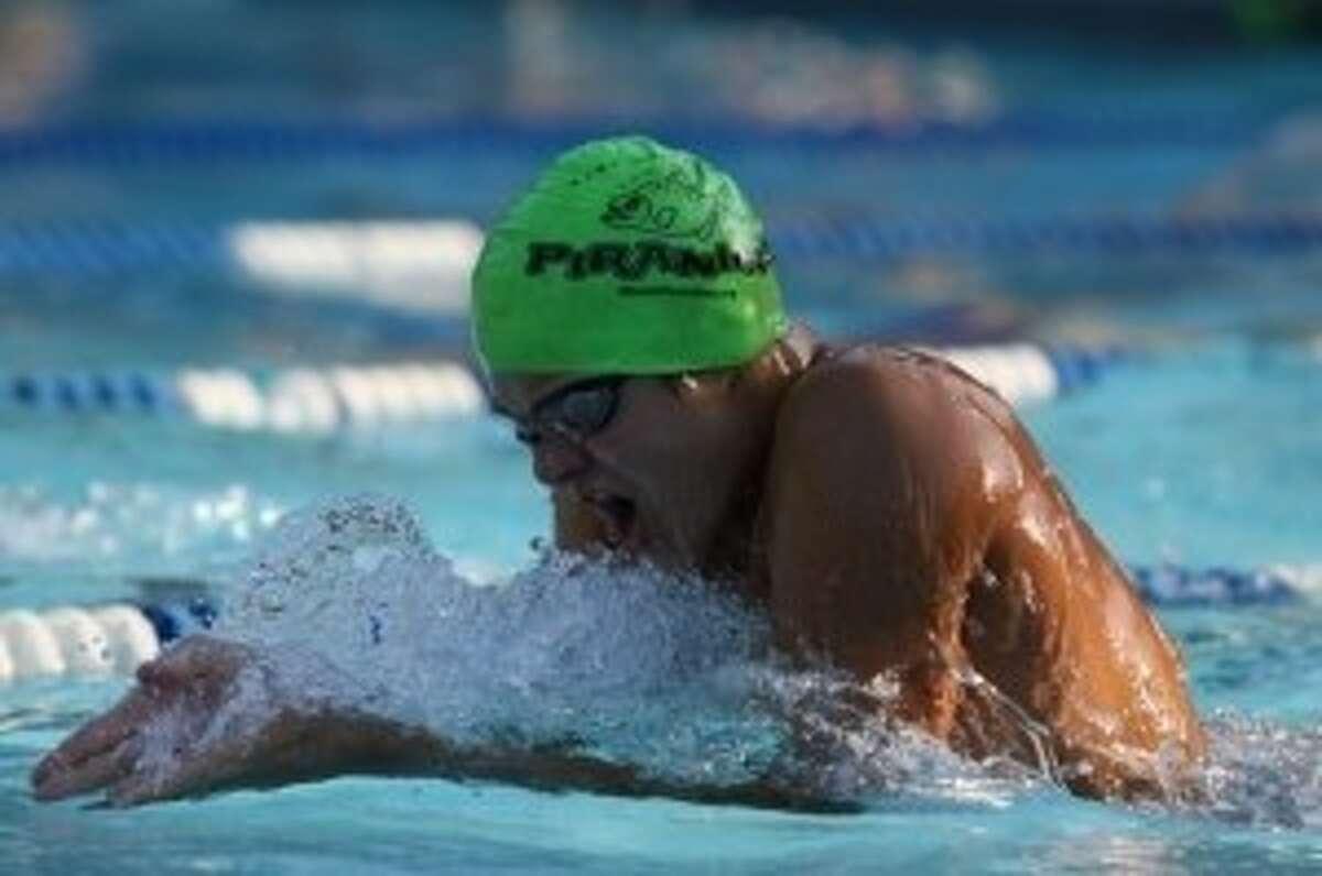 West U's Piranhas swim team had practice affected this week when the Rec Center pool motor failed.