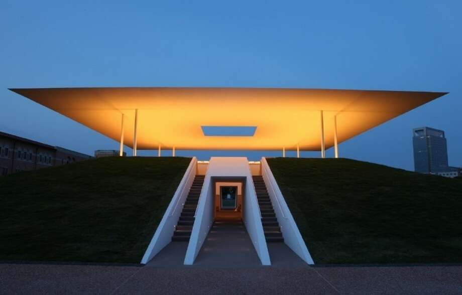 James Turrell's newest skyspace will open to the public Thursday at Rice University. Reservations are now being taken.