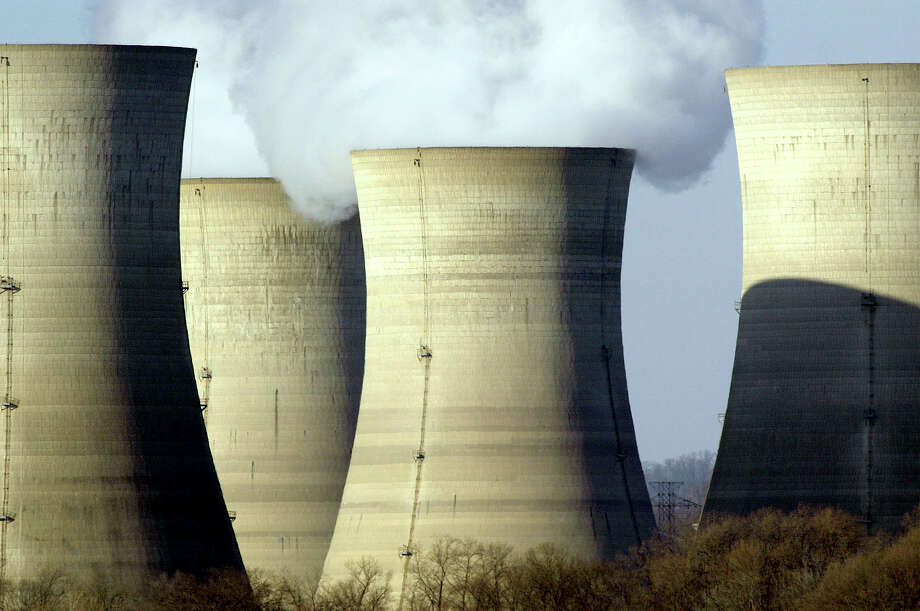 The Nuclear Energy Institute says 10 to 15 nuclear plants are at risk of