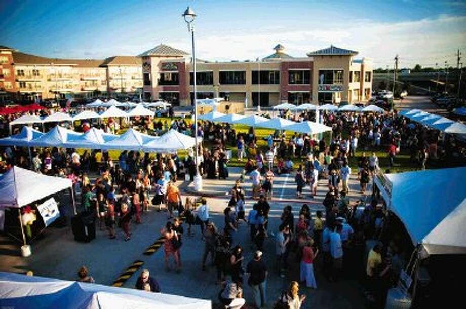 2012 Wine Fair at Cy-Fair. / Steven David