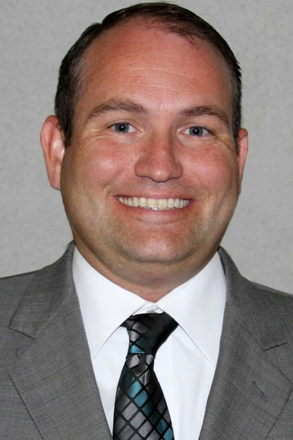 Scott Pollack, the new principal at Milstead Middle School