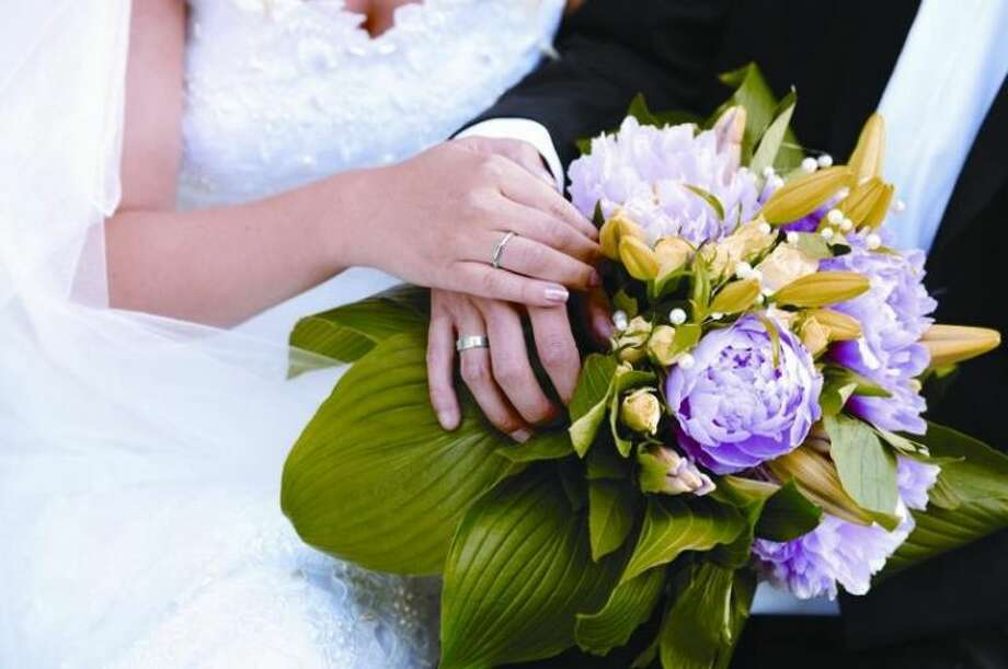 Honeymoon funds are replacing fine china and kitchenware, according to a report from Pinterest. Wedding costs can sometimes drain funds for a proper honeymoon, so couples are asking their friends and family to give funds for a trip instead of the typical household items. Keep going to see how much the average Connecticut wedding costs. Photo: NewsUSA