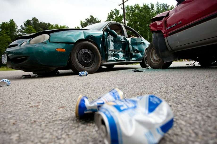 The following are the 10 Texas cities with the highest drunken-driving fatality rates -- the annual number of drunken-driving deaths per 100,000 residents over the last five years >>> Photo: Amanda J.Cain/ The Advocate