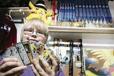 Ryan Harris, 11, of The Woodlands will compete at the 2011 Pokemon Trading Card Game World Championships from Friday to Sunday in San Diego, Calif.