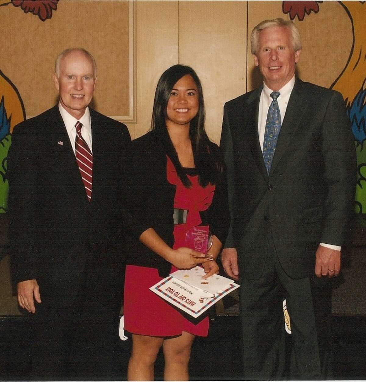Kuehnle Elementary School art teacher Grace Nguyen was was named one of the 2012 Asian Chamber of Commerce's Teacher/Educator of the Year in addition to being selected as the Kuehnle Campus Teacher of the Year for the 2011-12 school year.