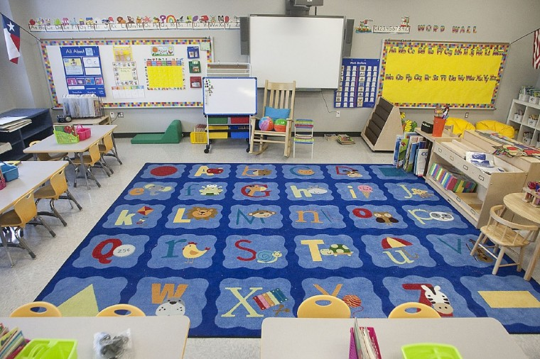 School Classroom Design Guide ~ Just add students horn elementary says houston chronicle