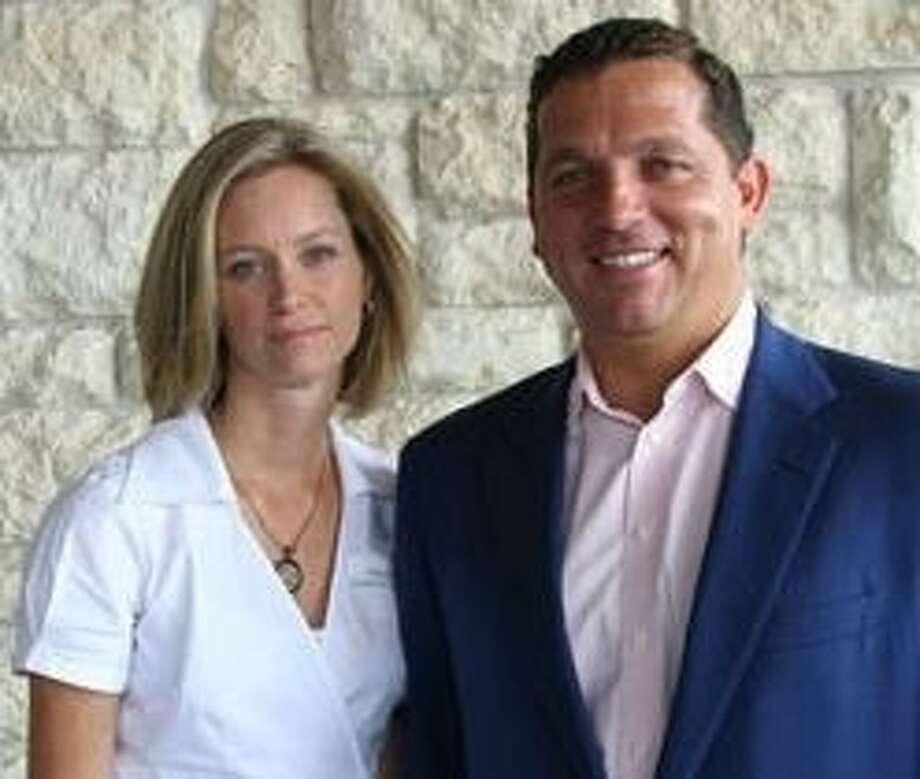 Texas A&M alumni Zoe and Tony Buzbee. Photo: SUBMITTED PHOTO