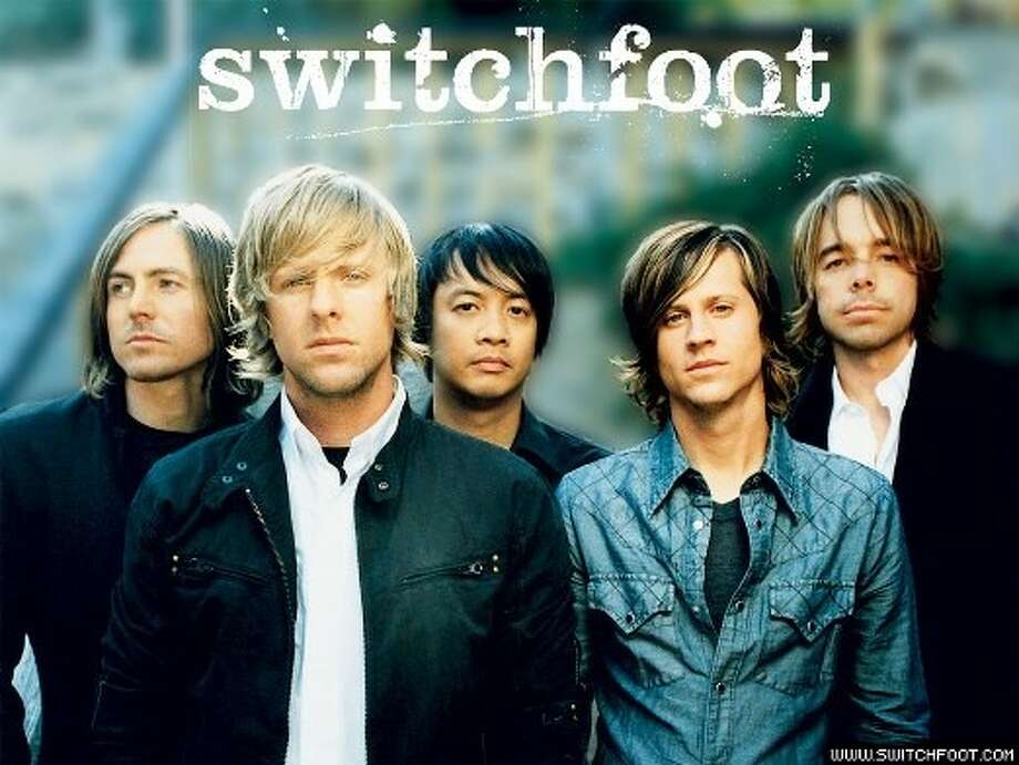 Switchfoot is one of the bands performing at Saturday's KSBJ 30th Anniversary Concert at The Cynthia Woods Mitchell Pavilion.