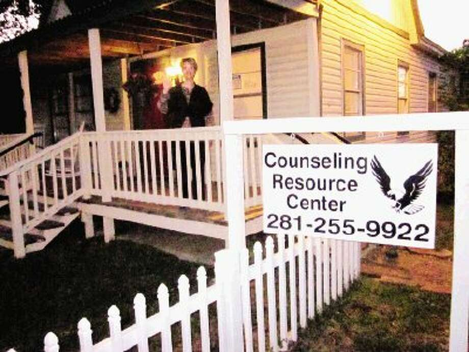 Counseling Resource Center, located at 500 Mason in Tomball.