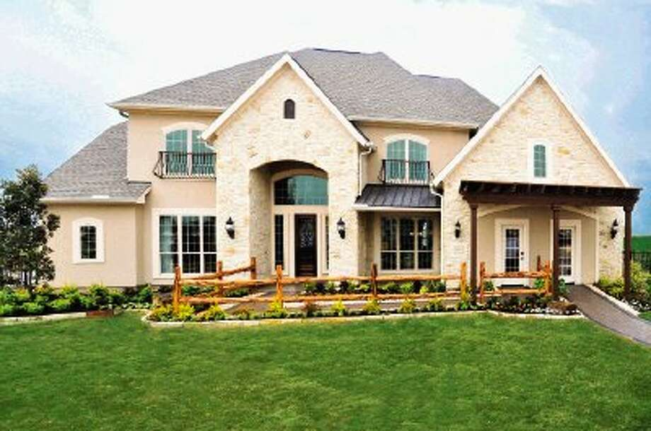 Toll Brothers opens new model at Towne Lake - Houston Chronicle