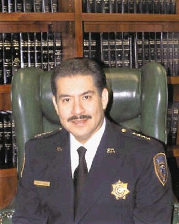 Harris County Sheriff Adrian Garcia / @WireImgId=2621721