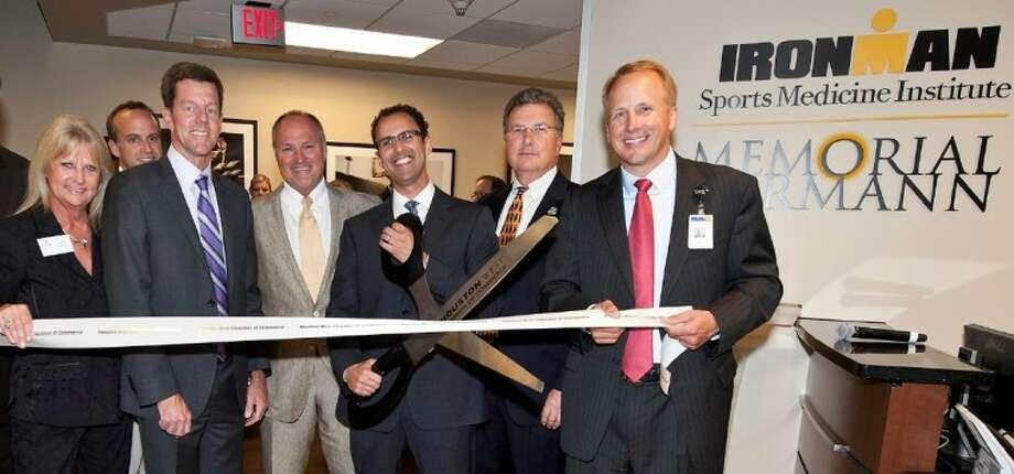 Memorial Hermann's Ironman Sports Medicine Institute comes
