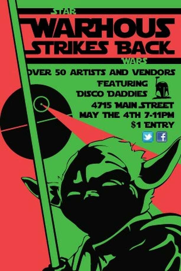 Houston art gallery hosts Star Wars exhibit, May 6-11