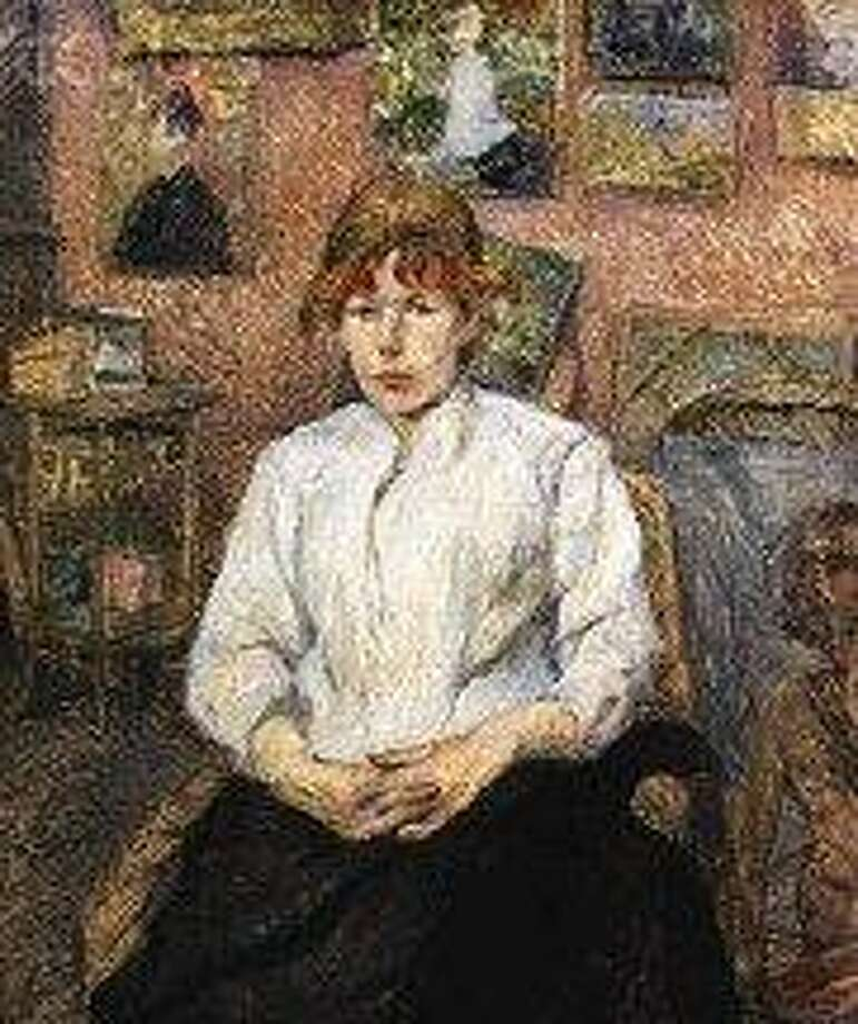 Carmen Gaudin by Henri de Toulouse-Lautrec. / © Corbis.  All Rights Reserved.