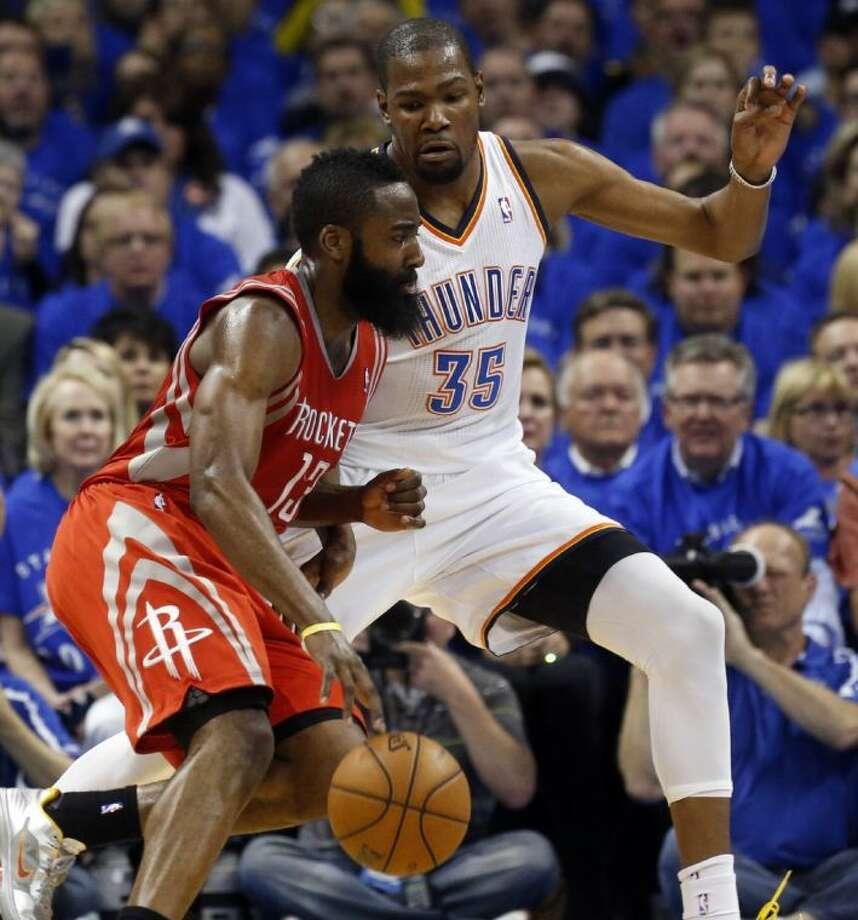 James Harden In Okc: Houston Rocket James Harden To Host Basketball Camp In The