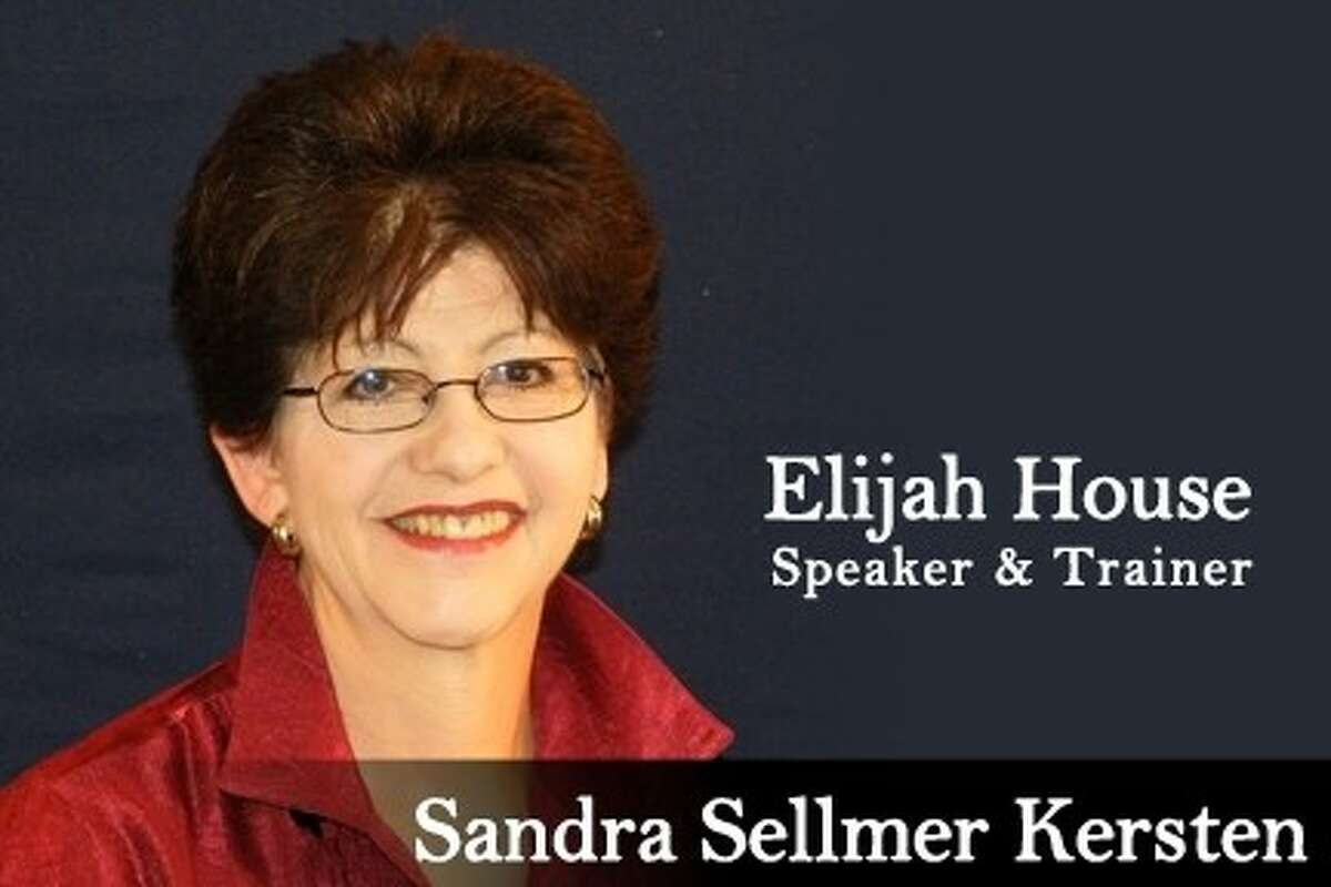 Sandra Sellmer Kersten is a speaker and trainer with Elijah House Ministries.
