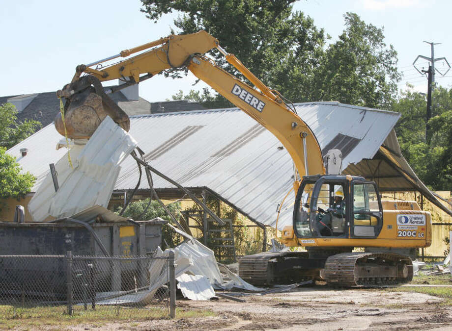 Work begins on future Evelyn's Park - Houston Chronicle