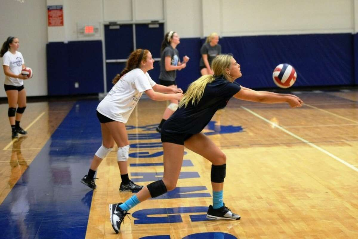It's Bergeson's work ethic in practice that pays dividends on the court.