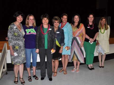 Clear Creek Community Council of PTAs hosts Presidents