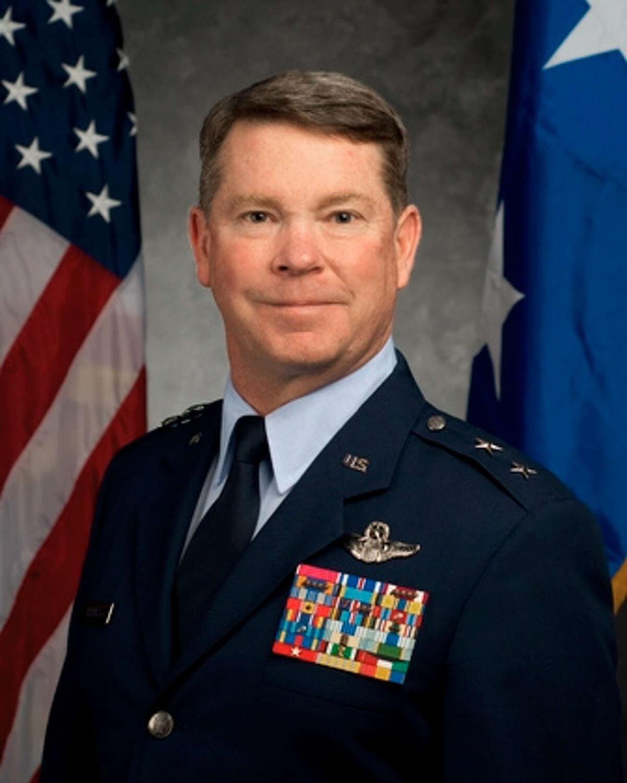 Major Gen. John F. Nichols