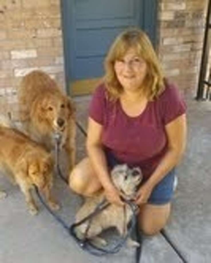 Ruth Pistell, owner of Wuffy Walks Pet Sitting. Photo: JENNIFER BABISAK