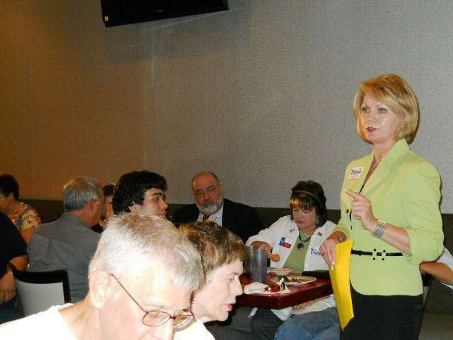 Atascocita resident Diane Trautman shares her platform on how to restore trust back to the tax assessor's office.