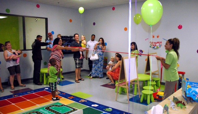 Business plan competition winner opens drop-in day care facility ...