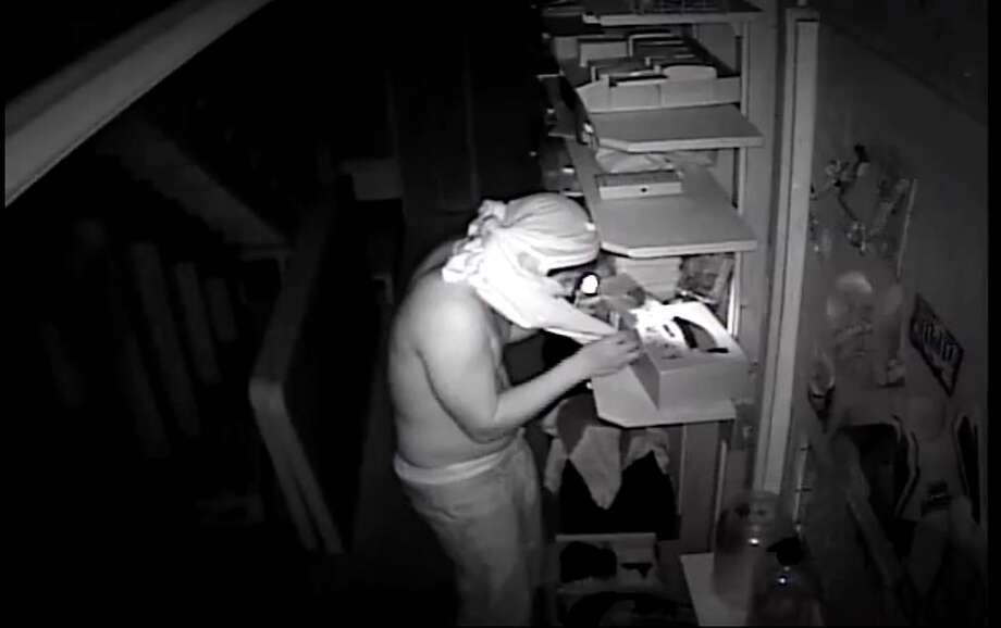 Suspects sought in burglary of New Territory Little League conession stand