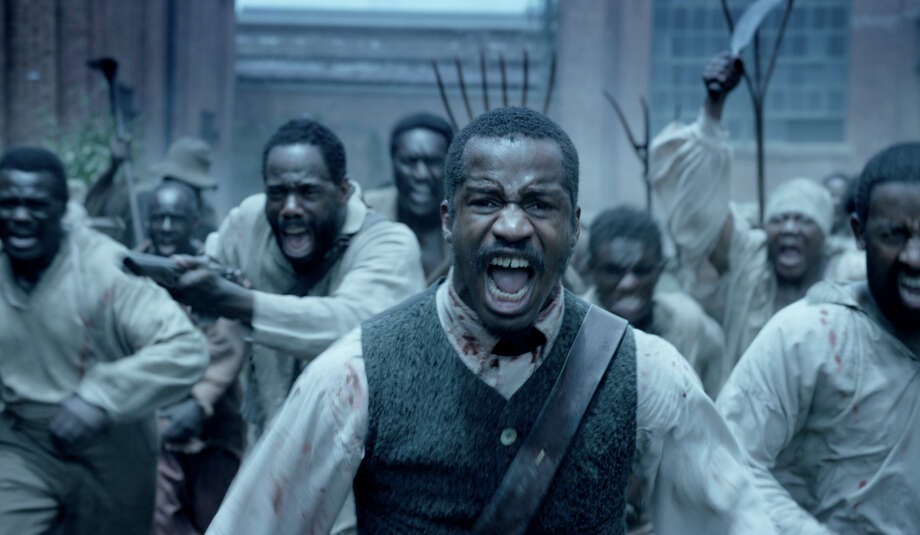 "Nate Parker as Nat Turner, leader of the 1831 slave rebellion, in ""The Birth of a Nation."" (Fox Searchlight Pictures) Photo: Fox Searchlight Pictures / Fox Searchlight Pictures / Fox Searchlight Pictures"