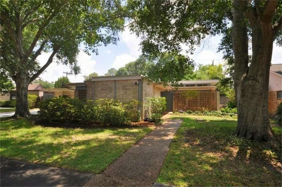 This Mid Century Modern Home In Meyerland Is A Houston Mod Of The Month Featured