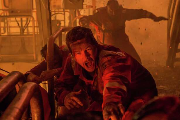 """Deepwater Horizon"" gets up close to the oil rig explosion."