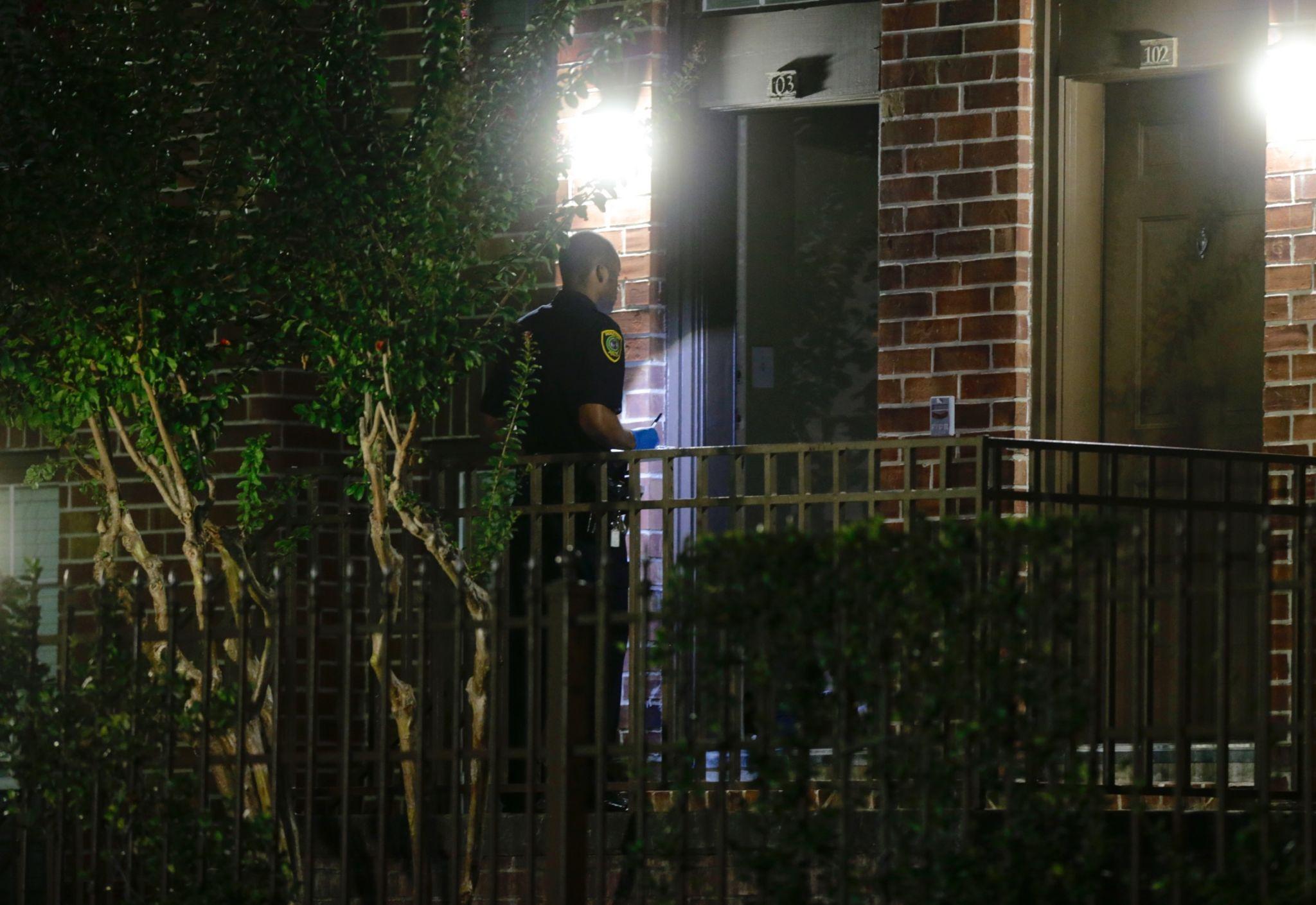 Report Victim found shot killed on Dairy Ashford in west Houston