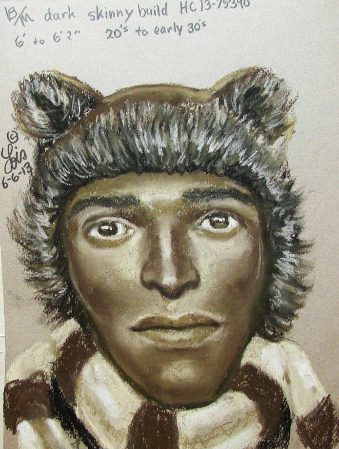 FBI releases sketch of 'Teddy Bear Bandit'