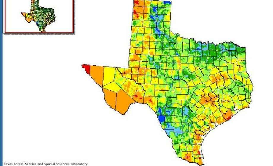 Drought a concern in Harris County