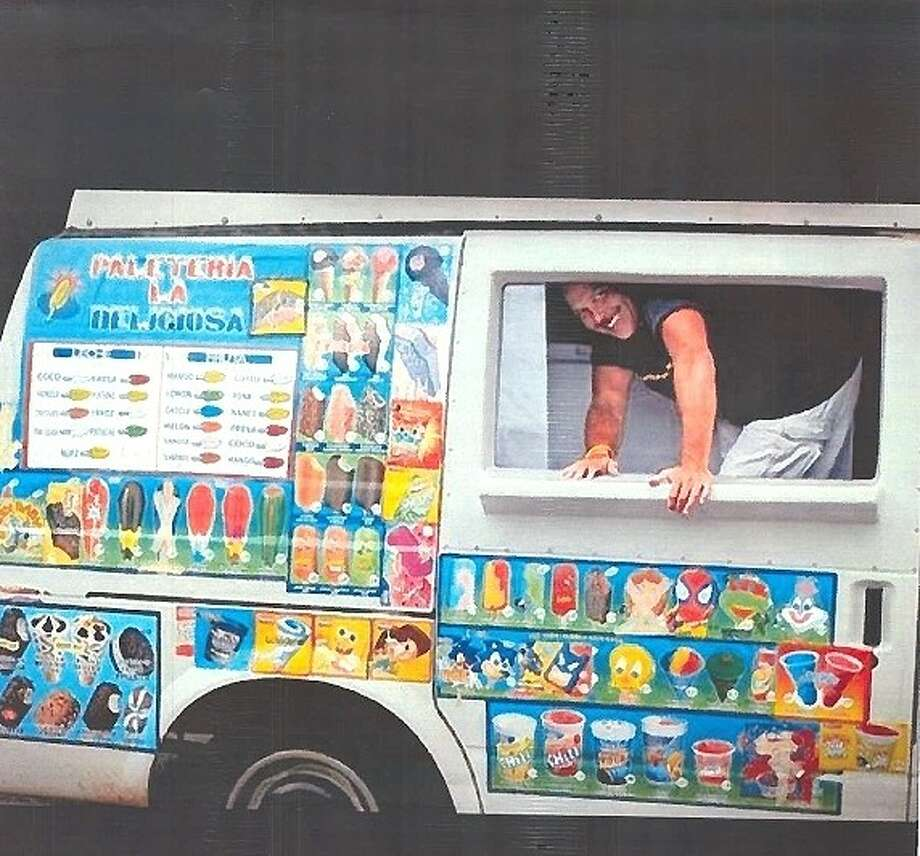 Sex with ice cream driver