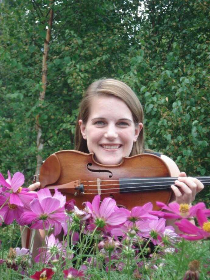 Cy-Fair High School graduate Caroline Ewan is looking forward to the inaugural season for the Cypress Symphony.