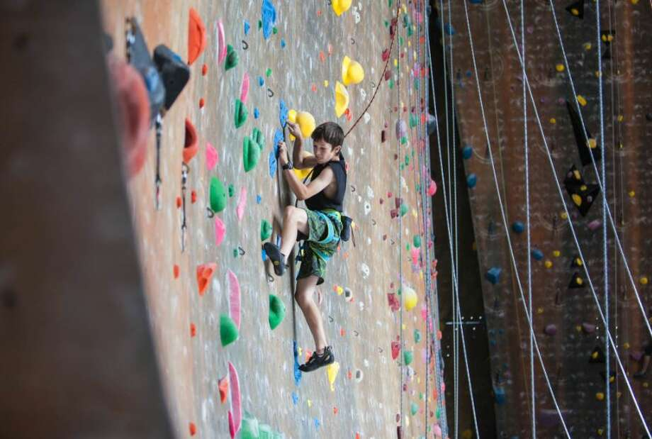 Momentum Indoor Climbing, a Salt Lake City-based indoor gym company, will open two Houston-area locations in 2017. Photo: Momentum Indoor Climbing, Contributed Photo